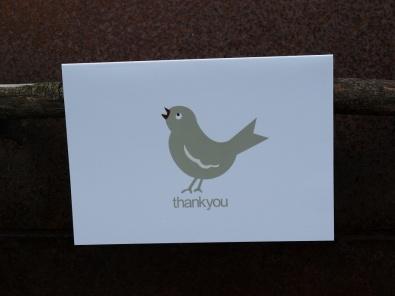Thankyou card for medical team. £2.50 including envelope.