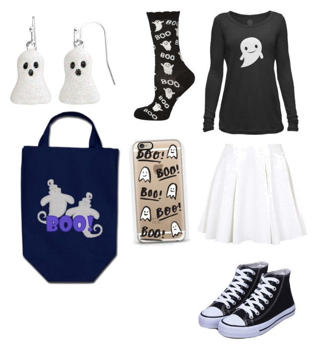 Halloween costume idea by purplesparkleza on Polyvore featuring Topshop, Dorothy Perkins and Casetify