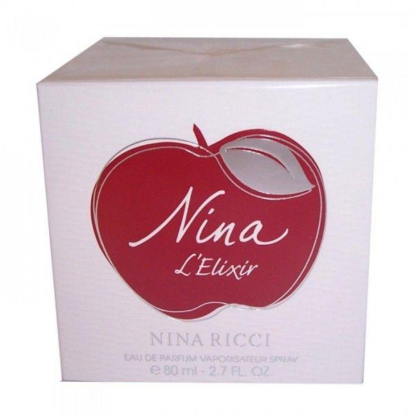 Nina Ricci Nina L´Elixir EDP 80ml For Women TESTER >> Click pe poza pentru a vedea pretul.  #ParfumuriOriginale #ParfumuriOnline