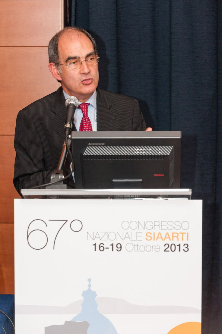 SIAARTI2013, the 67th National Congress of SIAARTI. Secretariat: #TriumphGroupInt Official website: www.siaarti2013.it/