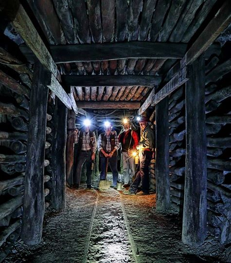 Feeling adventurous? Visit Australia's deepest underground mine tour at Central Deborah Gold Mine Bendigo. Drop 228 meters underground in the original miners' cage and experience what it takes to be a miner from the 1900s. For more information, go to http://goo.gl/x5JT87