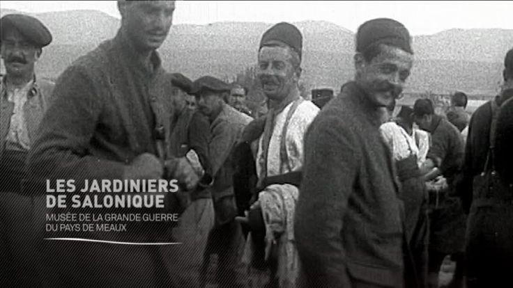 Histoires 14-18 : Les jardiniers de Salonique
