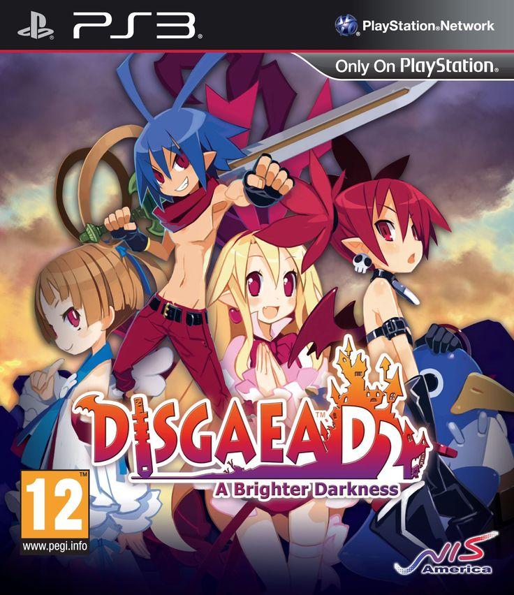 Disgaea D2 A Brighter Darkness (PS3) Amazon.co.uk PC