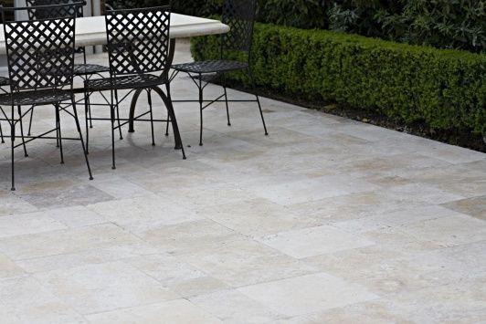 Eco Outdoor - Flooring - Travertine + Limestone - Capri