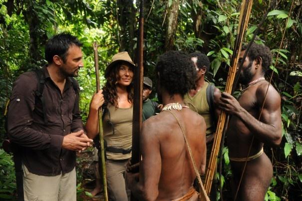Zazie en Papouasie