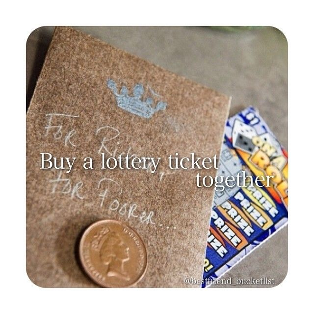Wedding Favour Idea Diy For Richer Poorer Envelope With Coin And Containing A Lottery Ticket
