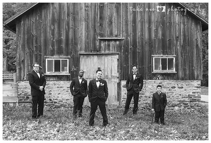 Rustic Fall Wedding at Oakville Conference Center