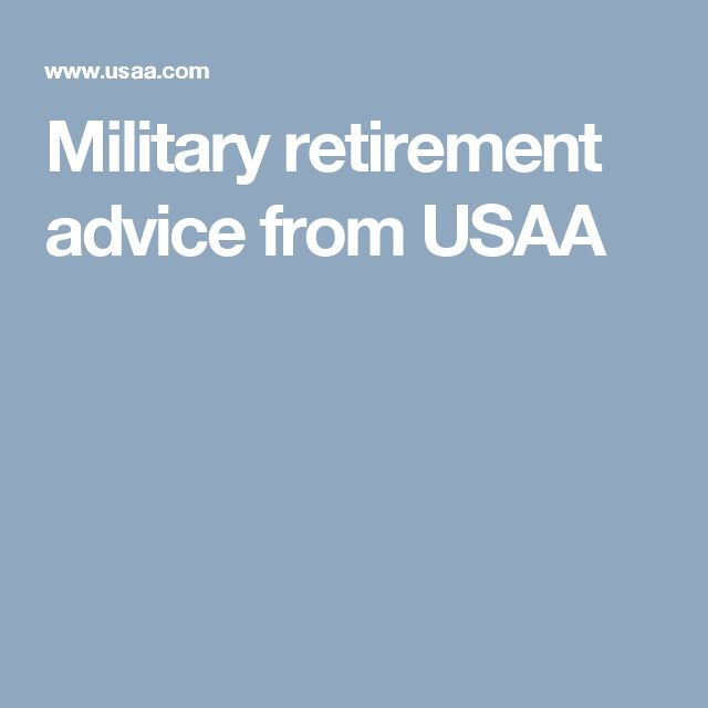 78+ Ideas About Military Retirement On Pinterest