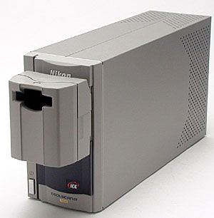 Digital Film Scanners - Nikon CoolScan IV ED Film and Slide Scanner Review, Information, and Specifications