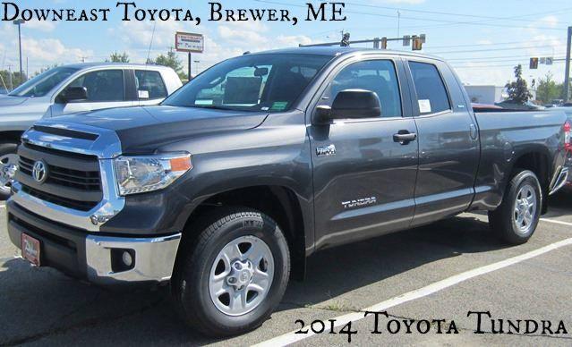 Downeast Toyota: 2014 Tundra