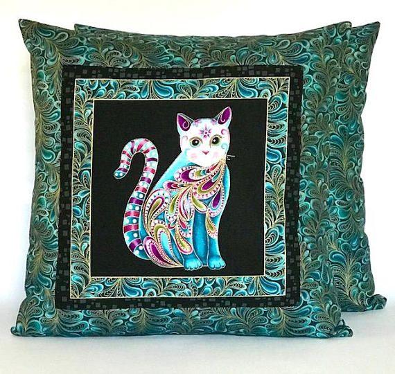 die besten 25 katzen kissen ideen auf pinterest handgemachte kissen wolkenkissen und. Black Bedroom Furniture Sets. Home Design Ideas