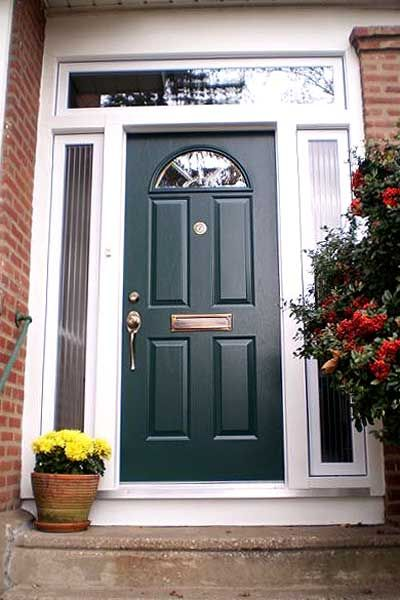 How to choose the best front door color front doors and Dark green front door paint