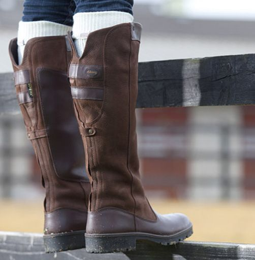 The Clare Boot.. Just perfect to finish that country look. http://www.magrigg.co.uk/dubarry-clare.html
