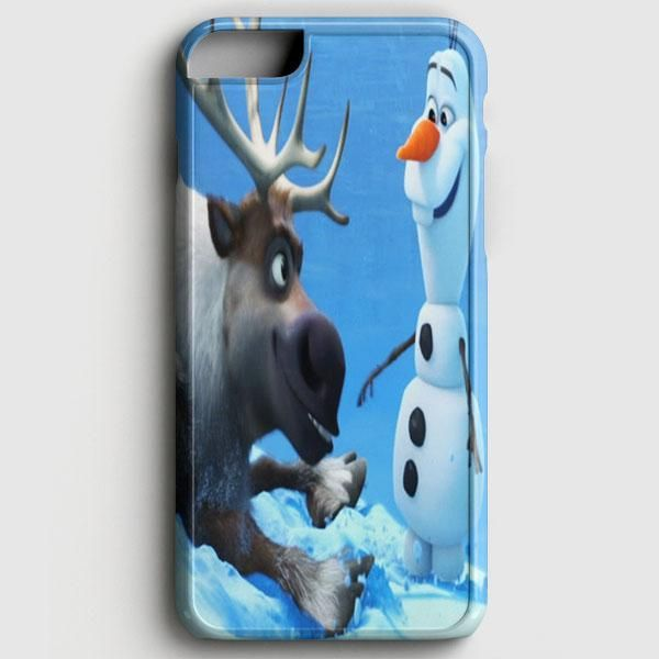 Sven And Olaf Funny Cartoon iPhone 7 Case