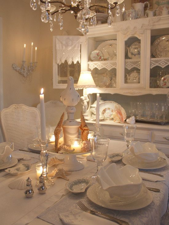 Shabby Chic Design,Love this look. Pure Bliss. Not my house, but working on it   :)