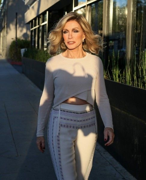Donna Mills Photos: Donna Mills Out and About