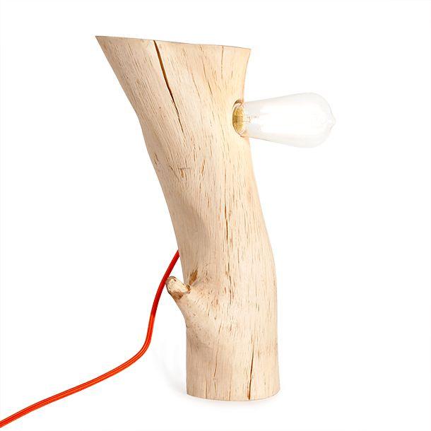 STEM ____________  www.woodamp.com  Lámpara de Madera