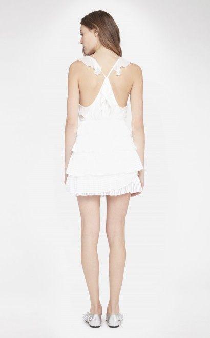 IRO Spring Summer 17 Collection | Glowie Skirt | IRO