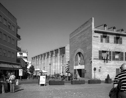 National Museum of Roman Art.  Merida, Spain.  Rafael Moneo, 1984.