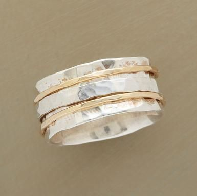 Ring with rings