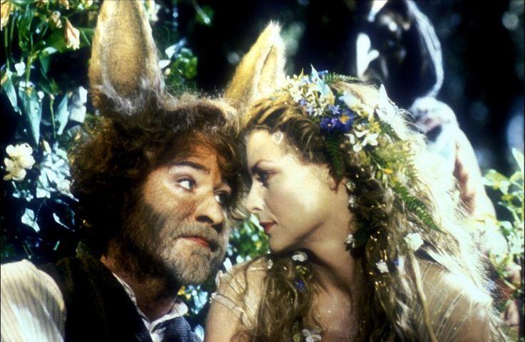 Discuss the Fairies in a Midsummer Night's Dream Essay