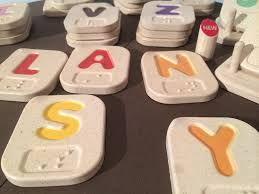 Výsledek obrázku pro plan toys braille alphabet