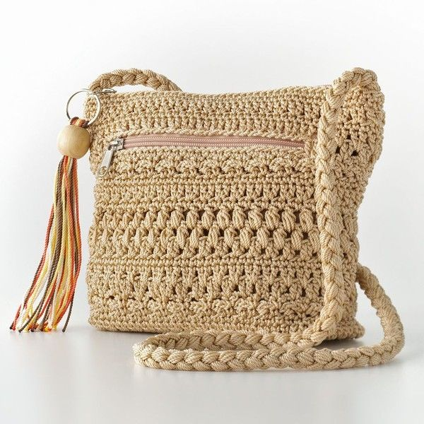 Crochet Cross Body Bag Pattern : ... about hand bags on Pinterest Free pattern, Handbags and Purses
