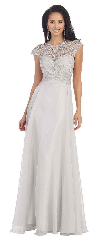 Long sleeve cocktail dress for wedding   best WEDDING DRESSES images on Pinterest  Gown wedding Groom