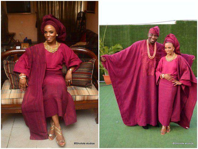 Yoruba Mode Of Dressing