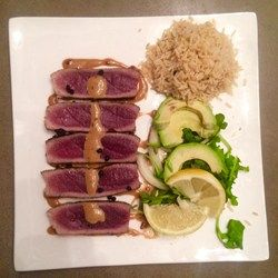 how to cook yellowfin tuna