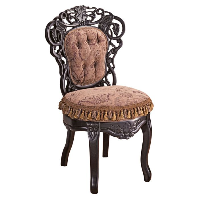 Victorian Parlor Side Chair FURNITURE