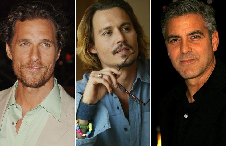 Самые сексуальные мужчины по версии журнала «People» С 1985 по 2013 год.