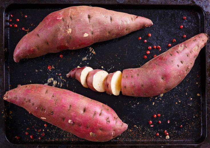 Süßkartoffel Zubereitung