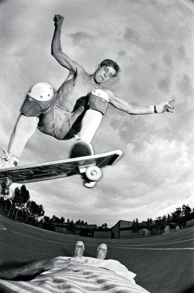 If it wasn't for this guy ( Rodney Mullen ) skateboarding would never be the same