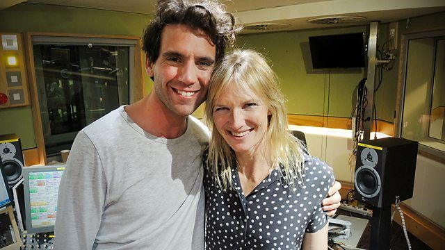 Mika and Jo Whiley 2015