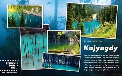 Jezioro Kajyngdy