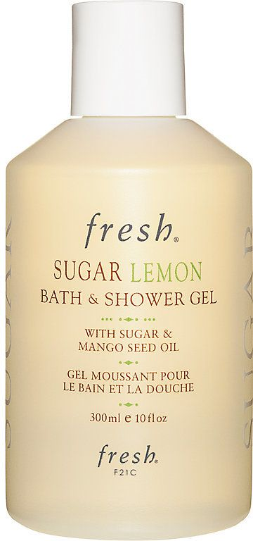 Fresh Women's Sugar Lemon Bath and Shower Gel