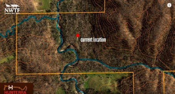 scouting public land for turkey hunting success