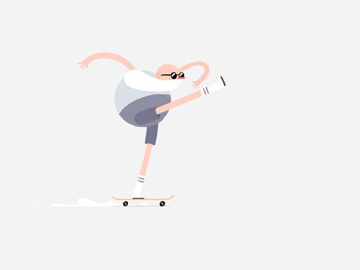 https://medium.com/muzli-design-inspiration/funniest-animated-gifs-from-2015-39a81ea278f1