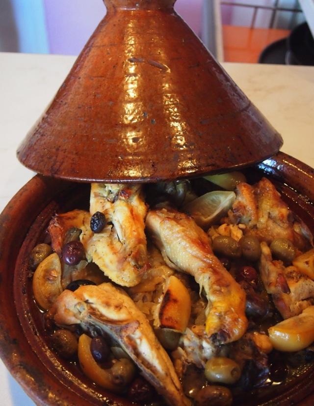 Tajine de poulet | Places I want to see: Marokko ...