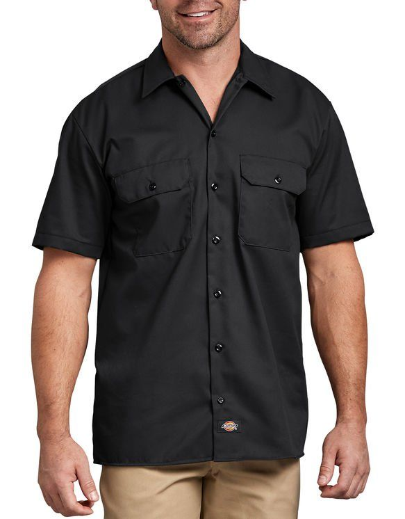 Short Sleeve Work Shirt Work Shirts Men Short Sleeve Shirts