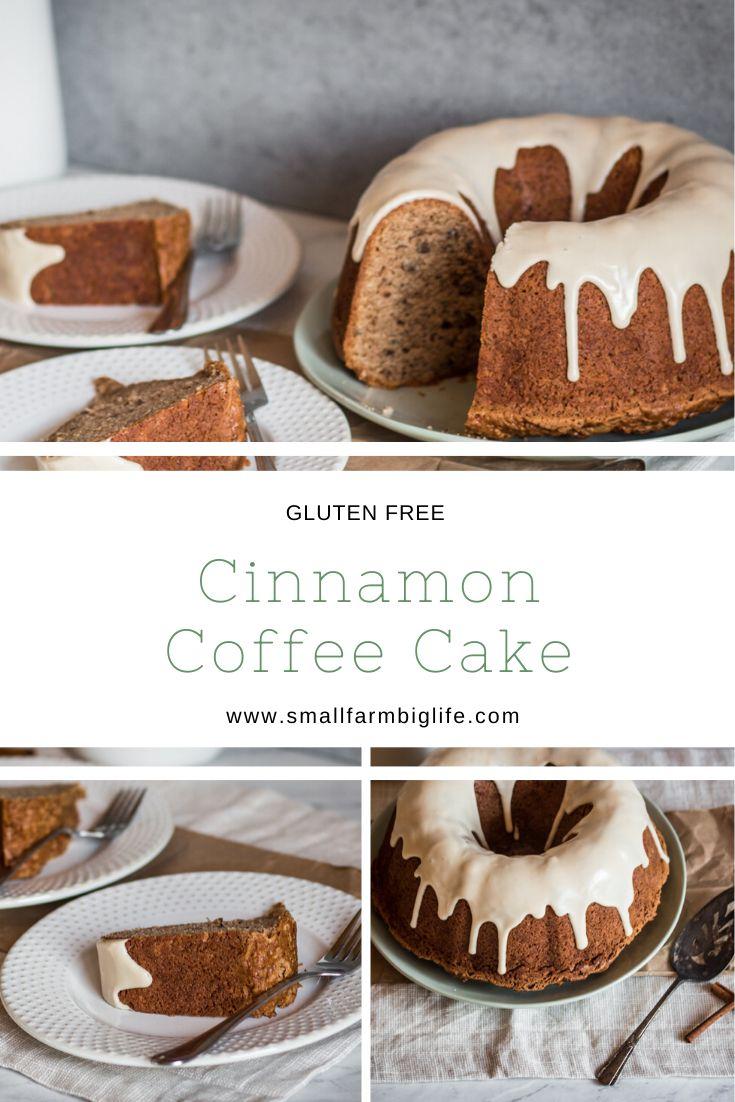 Gluten free cinnamon coffee cake with images gluten