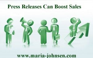 How Press Releases can Boost Sales and Inform Customers