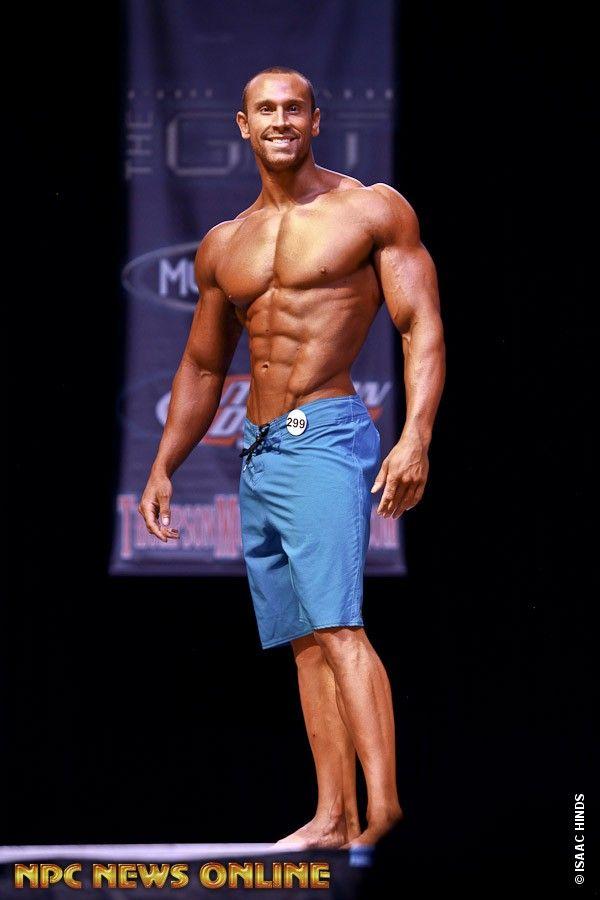 bradley martin fitness | Men's Bodybuilding John