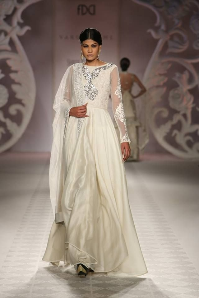 Varun Bahl - India Couture Week 2014