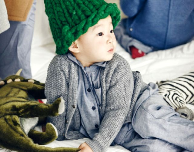 Daehan | High Cut Vol. 138 BTS