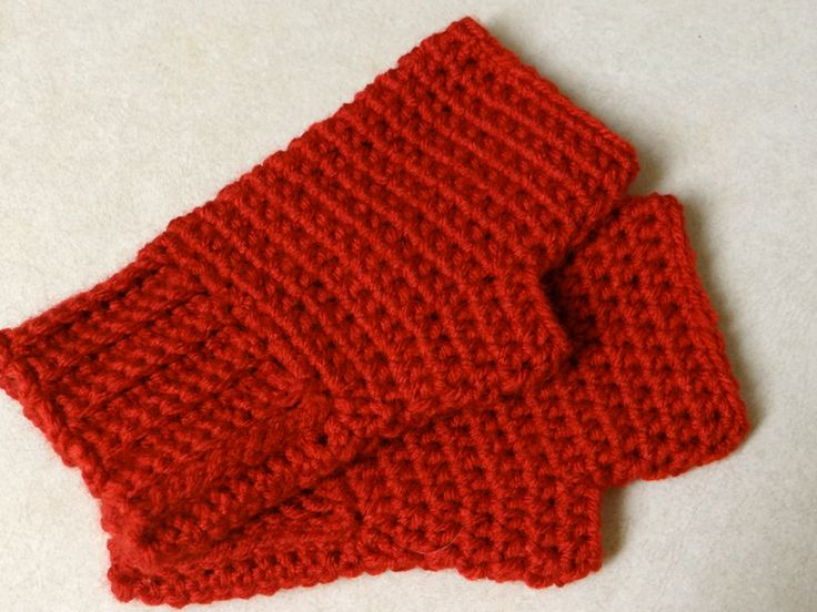 I absolutely love fingerless gloves, and I love to whip up a quick and easy pair also, but I hadn't been able to find some that I really lik...