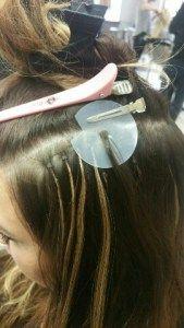 Hair Rehab London Micro Ring Extensions