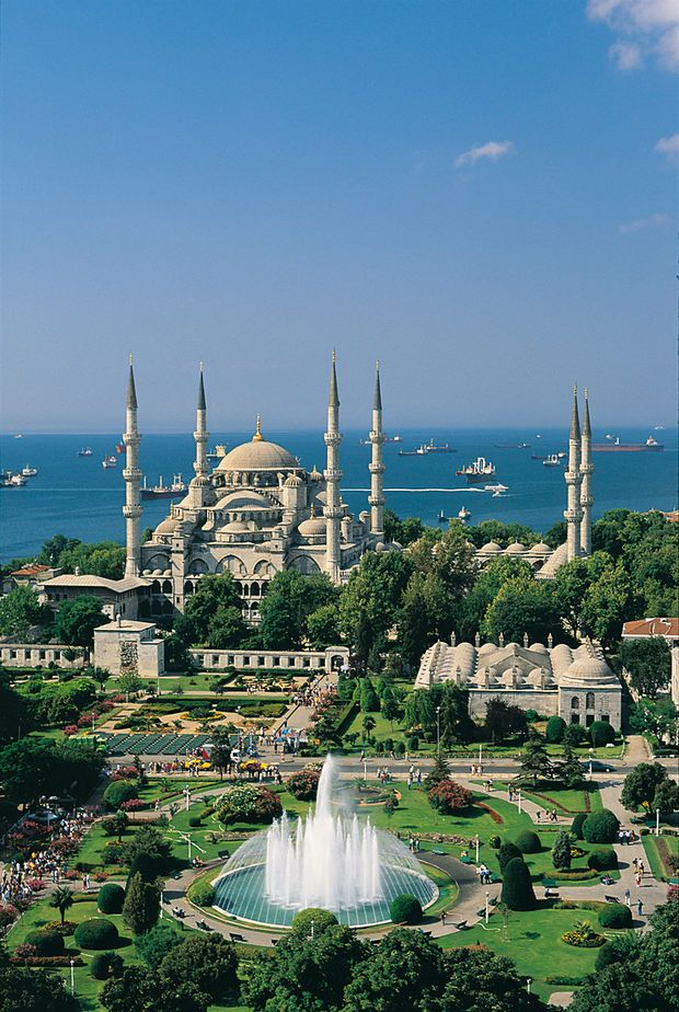 The 25 best istanbul ideas on pinterest blue mosque for Sejour complet istanbul