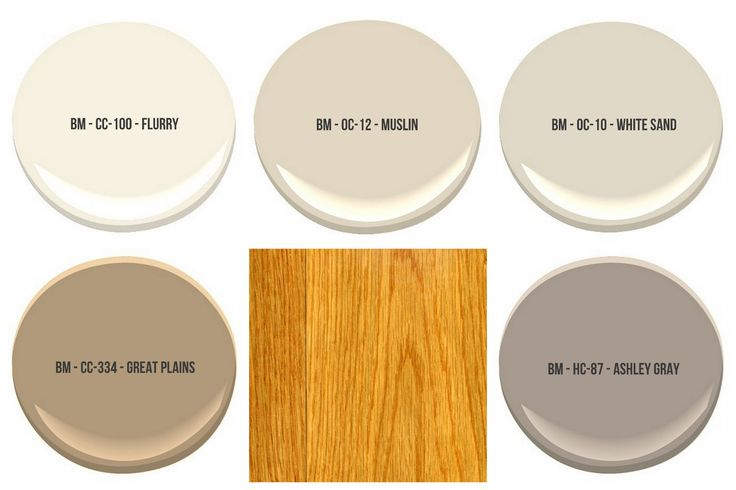 The Best Wall Paint Colors To Go With Honey Oak | Natural ...